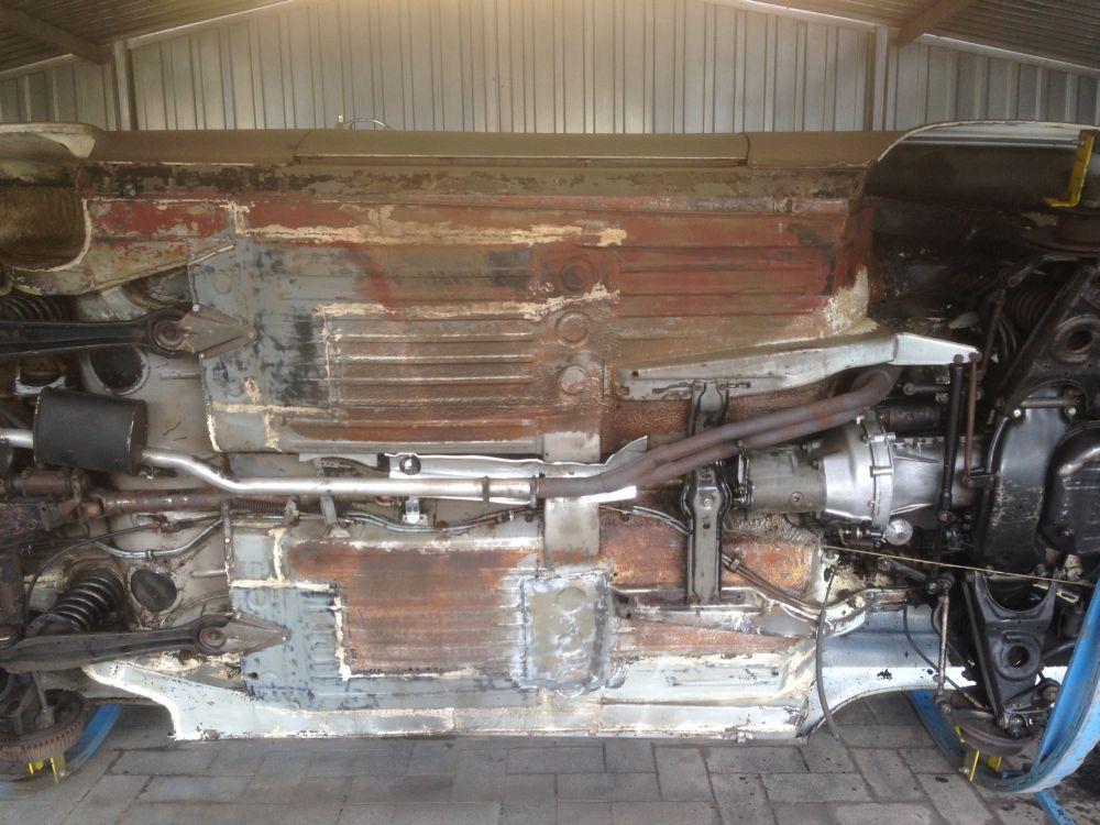 Mercedes-Unterboden-reinigen-2