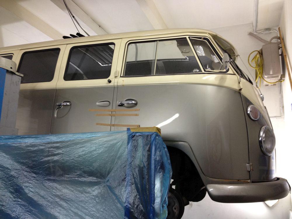 VW-Bus-reinigen