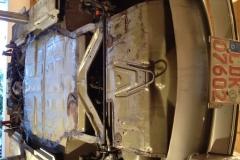 Porsche-Unterboden-reinigen