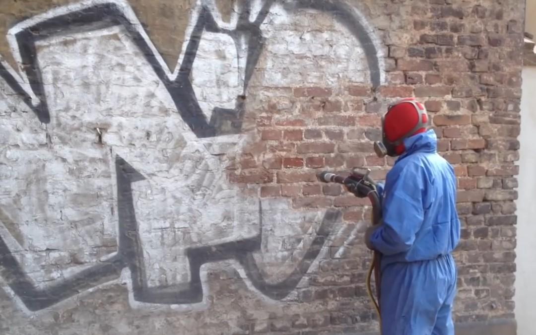 Graffitientfernung Dortmund
